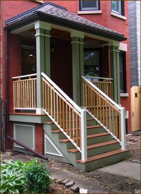 Carpentry Service Deck Or Porch Replacement Repairs